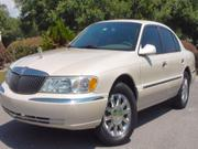 Lincoln 2002 Lincoln Continental Base Sedan 4-Door