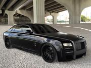 ROLLS-ROYCE GHOST Rolls-Royce Ghost Ghost
