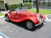 1955 MG MG T-Series TF-1500 ONE OF ONLY 3, 600 BUILT